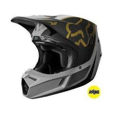 CASCO FOX V3 KILA - Brotherhood Biker Store