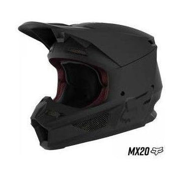 CASCO FOX V1 MATTE MX20 - Brotherhood Biker Store