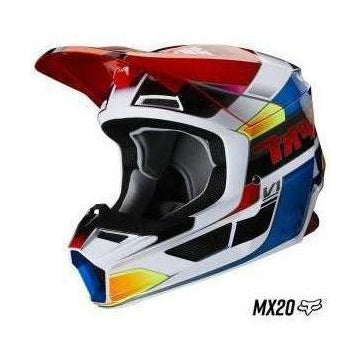 CASCO FOX V1 YORR - Brotherhood Biker Store
