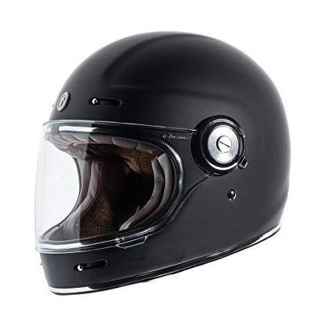 Casco T1 Negro Mate - Brotherhood Biker Store
