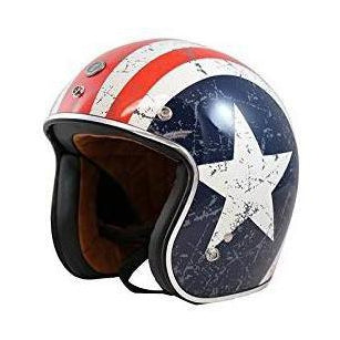 Casco T50 Torc Rebel Star - Brotherhood Biker Store