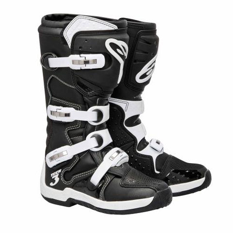 Botas Motocross Tech 3 Chrome Ng Bco