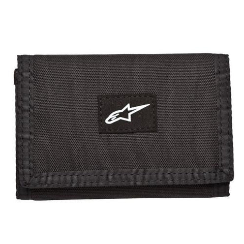 Cartera Friction Trif Negro - Brotherhood Biker Store