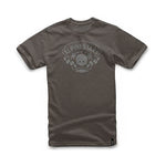 Playera Alpinestars First Order Gris - Brotherhood Biker Store