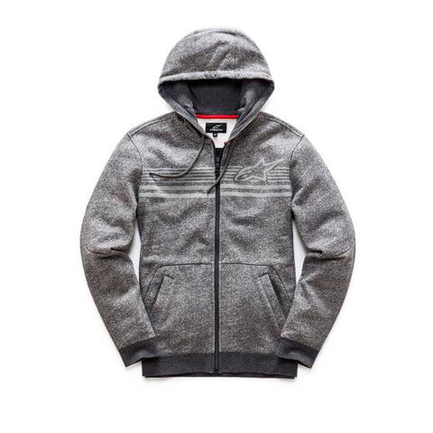 Sudadera Victory Fleece Alpine Gris - Brotherhood Biker Store