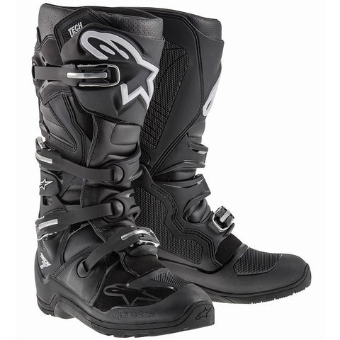 BOTAS MOTOCROSS TECH 7 NEGRO