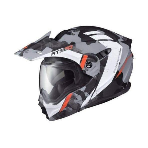Casco Scorpion Exo Ay-950 Cold W Outrigge