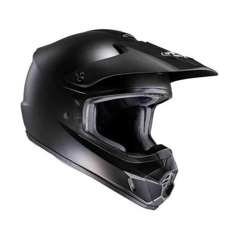 Casco HJC Cross CS-MX II Negro Mate - Brotherhood Biker Store