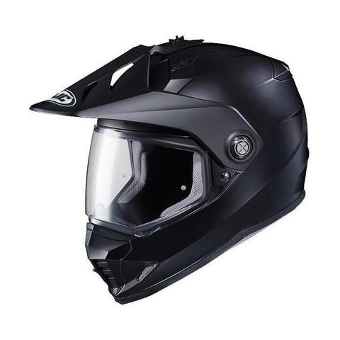Casco HJC Motar DS-X1 Gravity Negro Mate - Brotherhood Biker Store