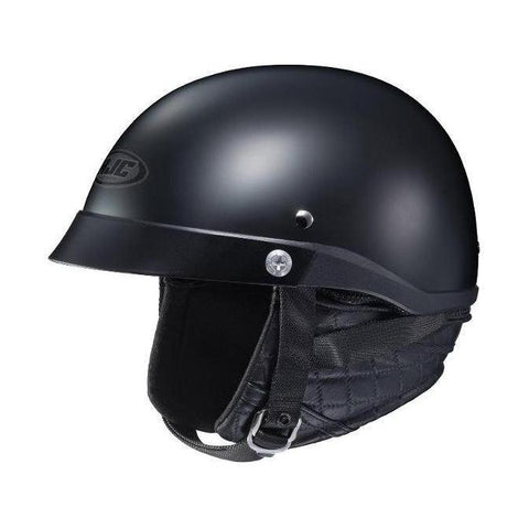 Casco HJC 3/4 Ironroad negro mate - Brotherhood Biker Store