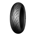 LLANTA MICHELIN 180  55 ZR - 17 PILOT ROAD 4 73W TRAS 2018 - Brotherhood Biker Store
