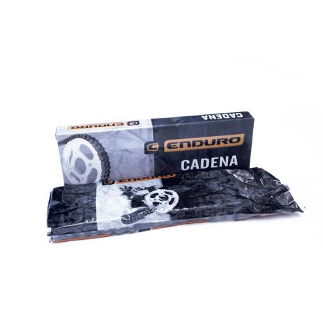 Cadena 428 - 136 H Enduro - Brotherhood Biker Store