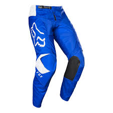 Pantalon FOX 180 PRIX Azul - Brotherhood Biker Store