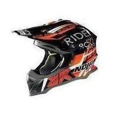 Casco N53 Replica 39 Ng Nja Nolan - Brotherhood Biker Store