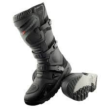 Bota Joe Rocket Ballistic Adventure Negra - Brotherhood Biker Store
