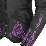 Chamarra joe Rocket Ladies Hearbreaker 3.0 - Brotherhood Biker Store