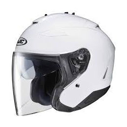 Casco HJC IS-33 Blanco - Brotherhood Biker Store