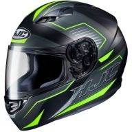 Casco HJC CS-15 Trion Amarillo y Gris - Brotherhood Biker Store