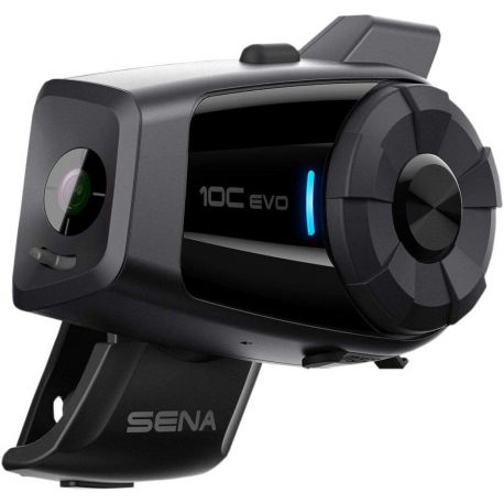 Intercomunicador Bluetooth + Camara 10C EVO Sena