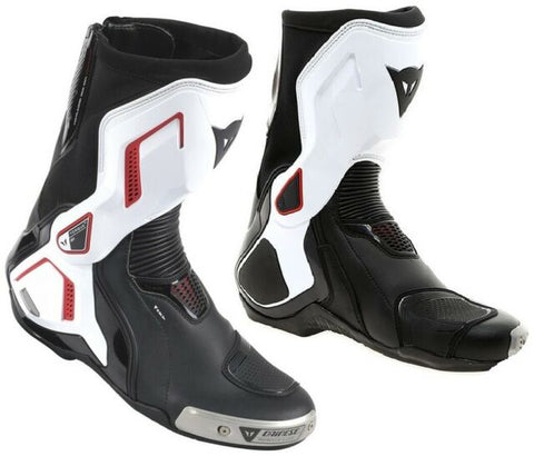 Botas Dainese Torque D1 Out Air Ngo/Bco/Rojo