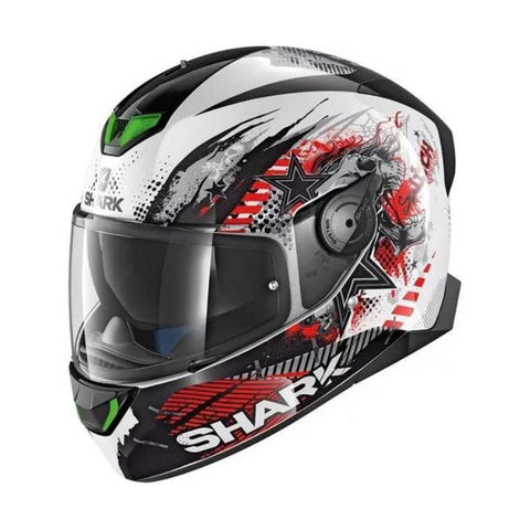 CASCO SHARK L SKWAL 2 SWITCH RIDER - Brotherhood Biker Store