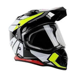 BKR Cross Warrior MultiColor - Brotherhood Biker Store