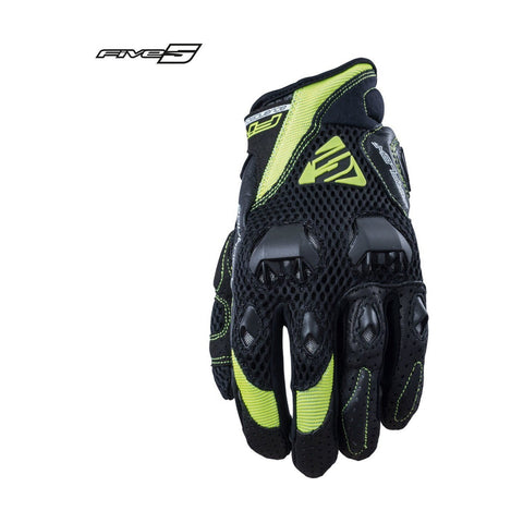 Guantes Five Stunt Evo Airflow - Brotherhood Biker Store