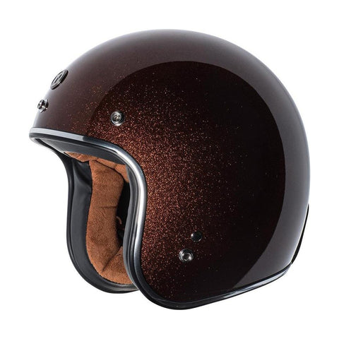 Casco T50 Torc Root Beer - Brotherhood Biker Store
