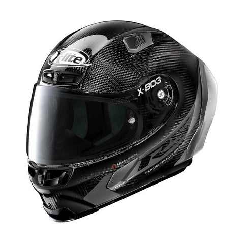 X-Lite X803RS Hot Lap Gris - Brotherhood Biker Store