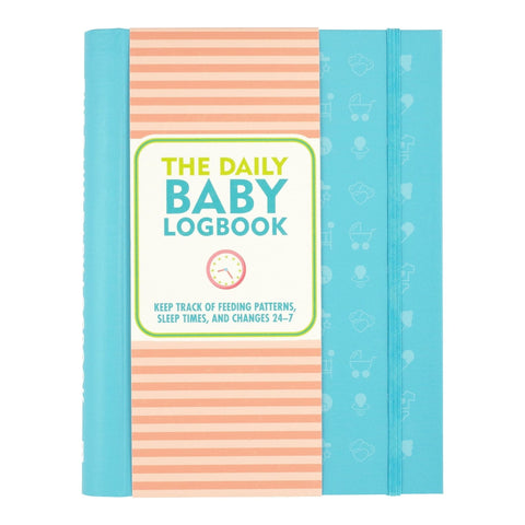 The Daily Baby Logbook