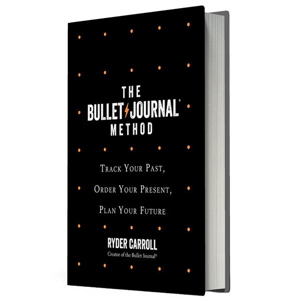 The Bullet Journal Method Book by Ryder Carroll - Paper Kooka