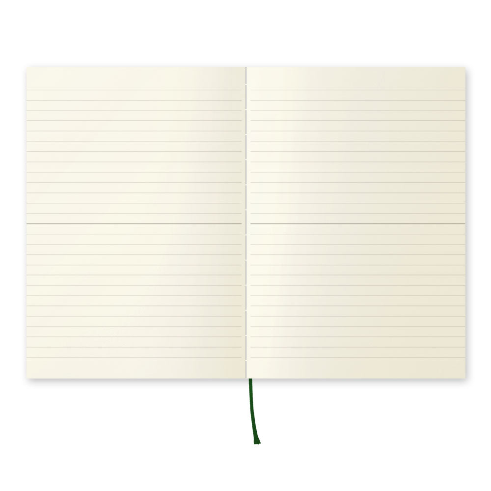 A5 MD Notebook - Lined - Paper Kooka