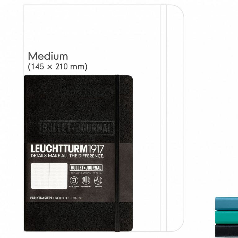 Emerald Bullet Journal - Leuchtturm1917 - Have a Point