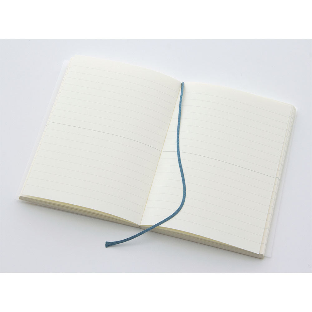 Midori MD Notebook A6 - Lined - Have a Point