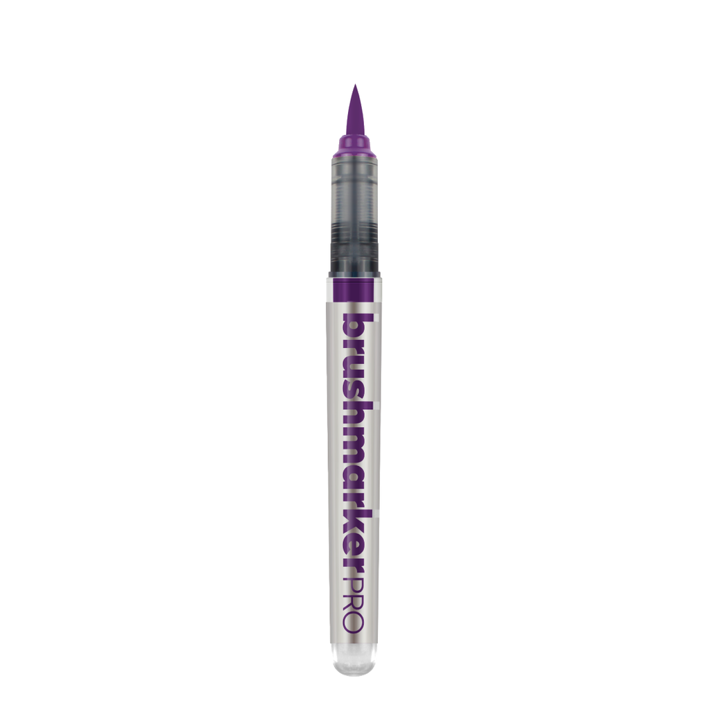 BrushmarkerPRO brush - violet range - SINGLE PENS - Paper Kooka