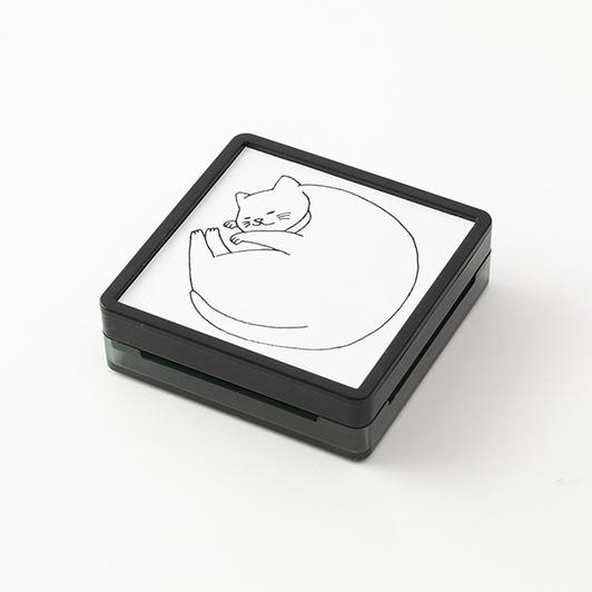 Self-inking Stamp - Cat - Paper Kooka