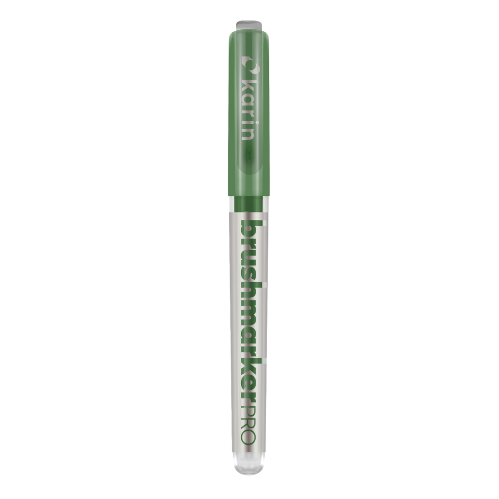 BrushmarkerPRO brush - green range - SINGLE PENS - Paper Kooka