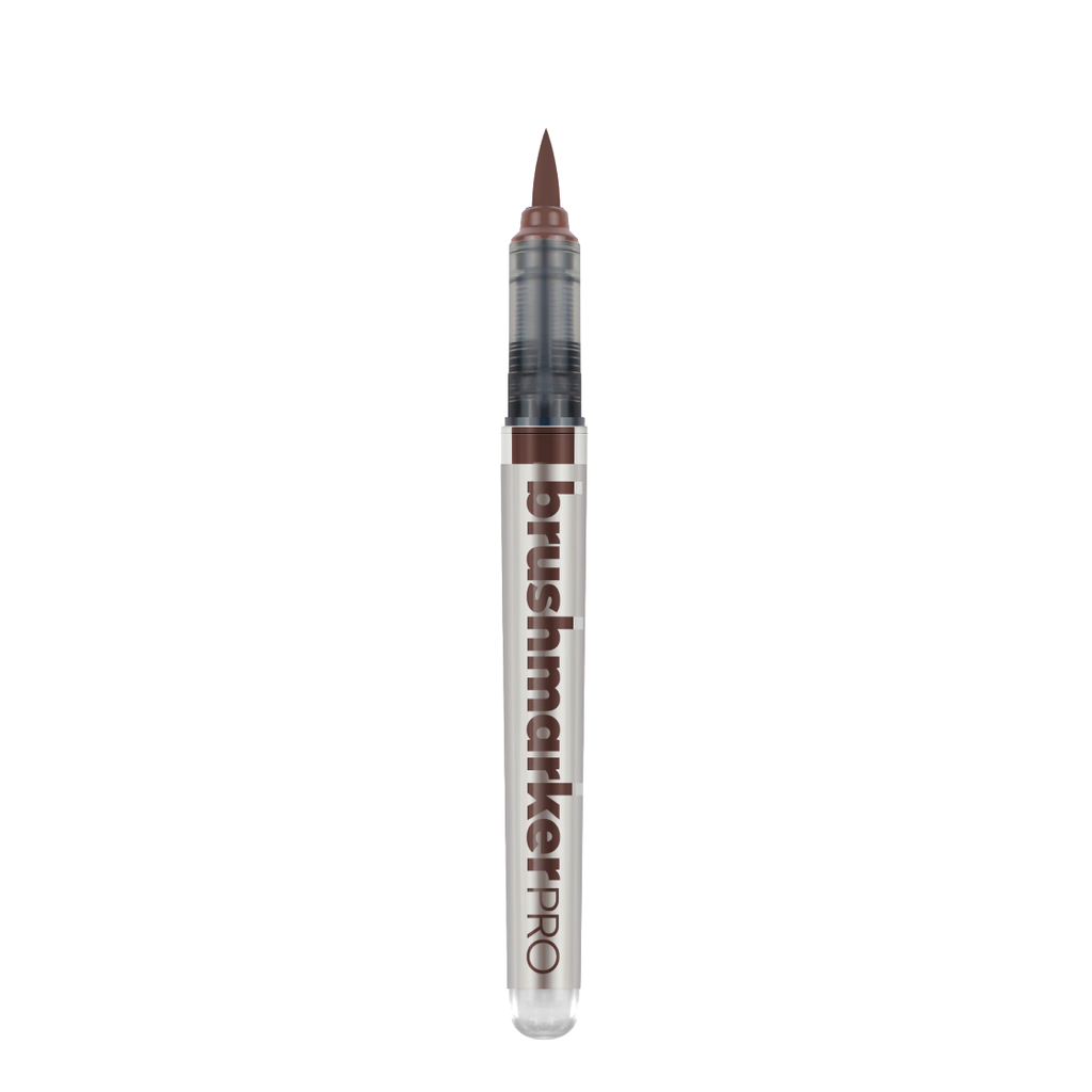 BrushmarkerPRO brush - brown range - SINGLE PENS - Paper Kooka