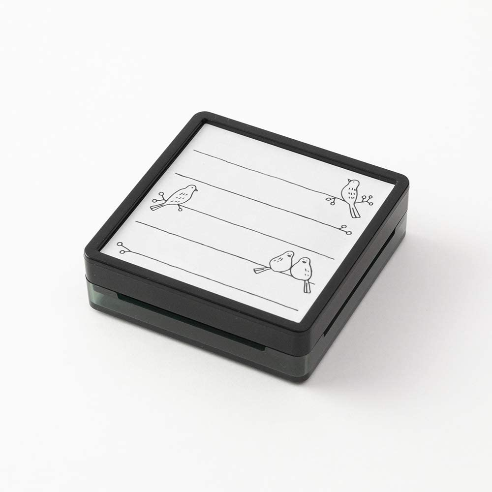 Self-inking Stamp - Birds