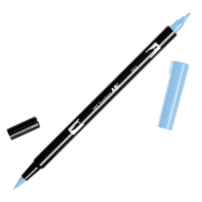 Dual Brush Pen - blue violet range - SINGLE PENS - Paper Kooka