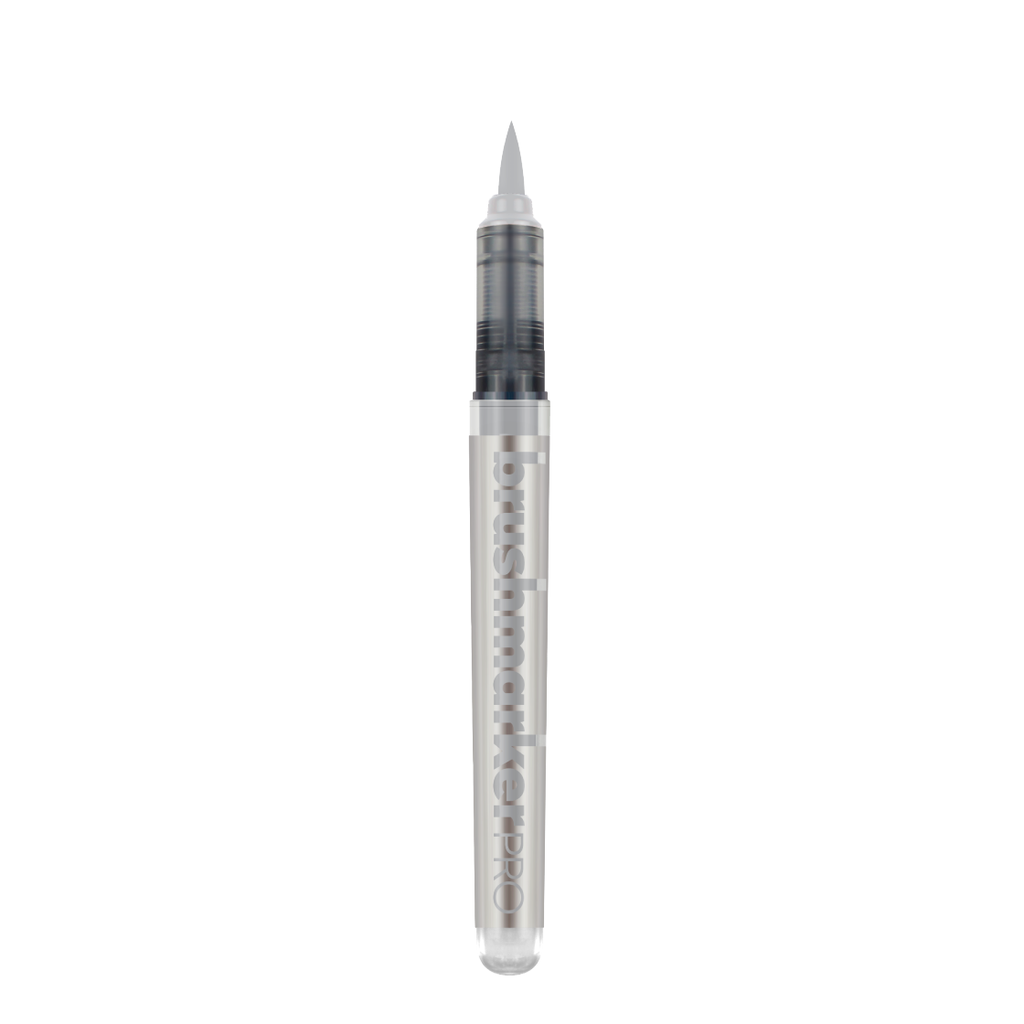 BrushmarkerPRO brush - grey range - SINGLE PENS - Paper Kooka