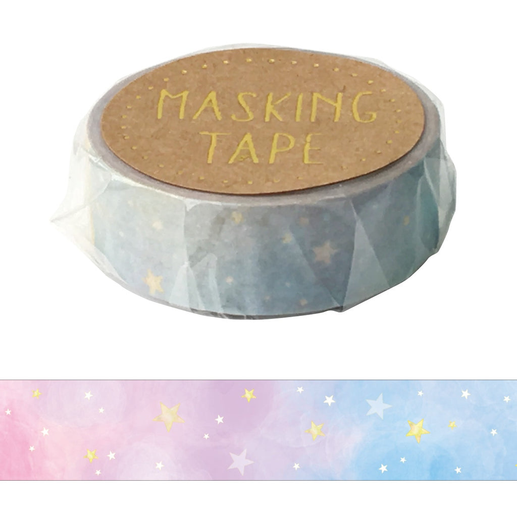 Clouds & Stars washi tape - Paper Kooka