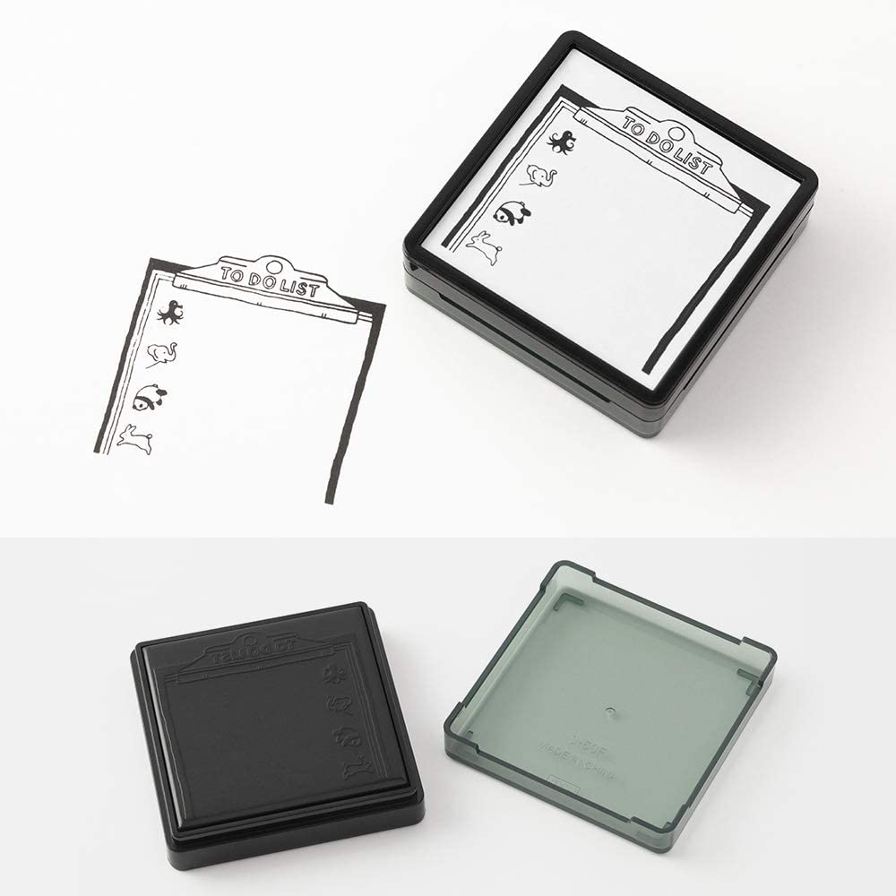 Self-inking Stamp - To Do List - Paper Kooka