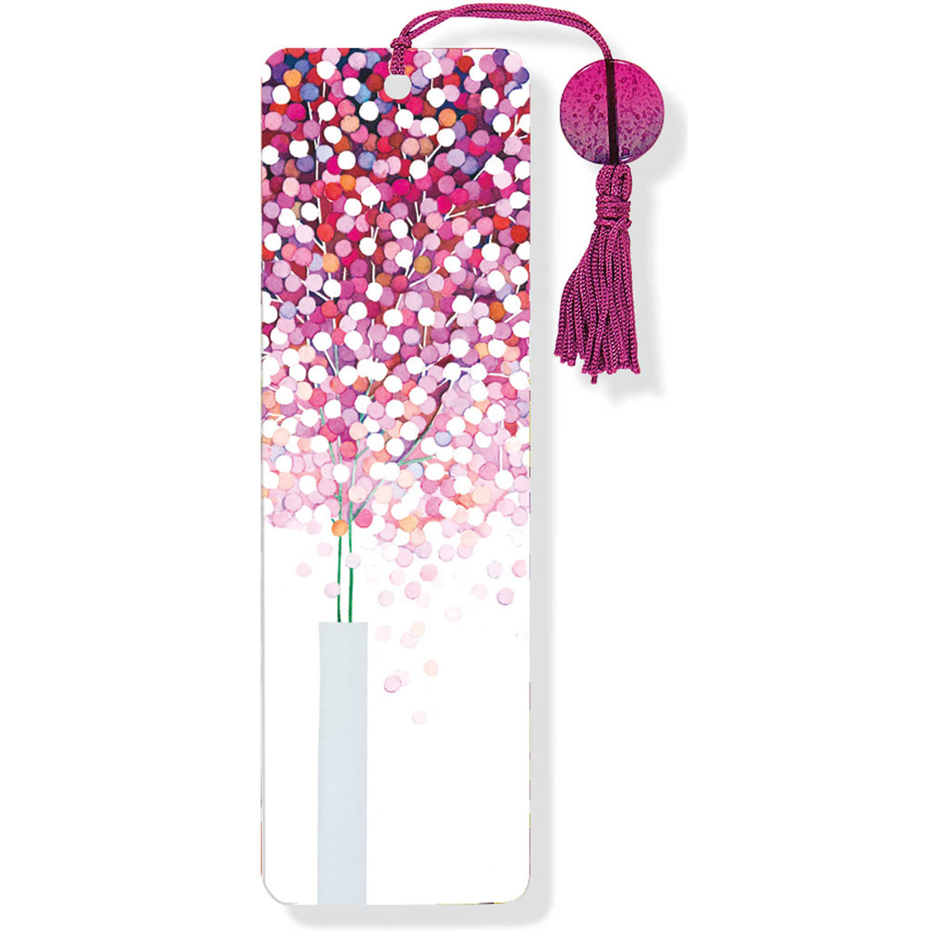 Beaded Bookmark - Lollipop Tree - Paper Kooka