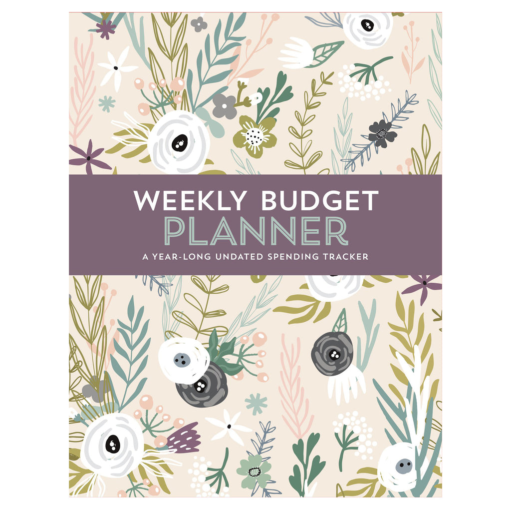 Weekly Budget Planner - Have a Point