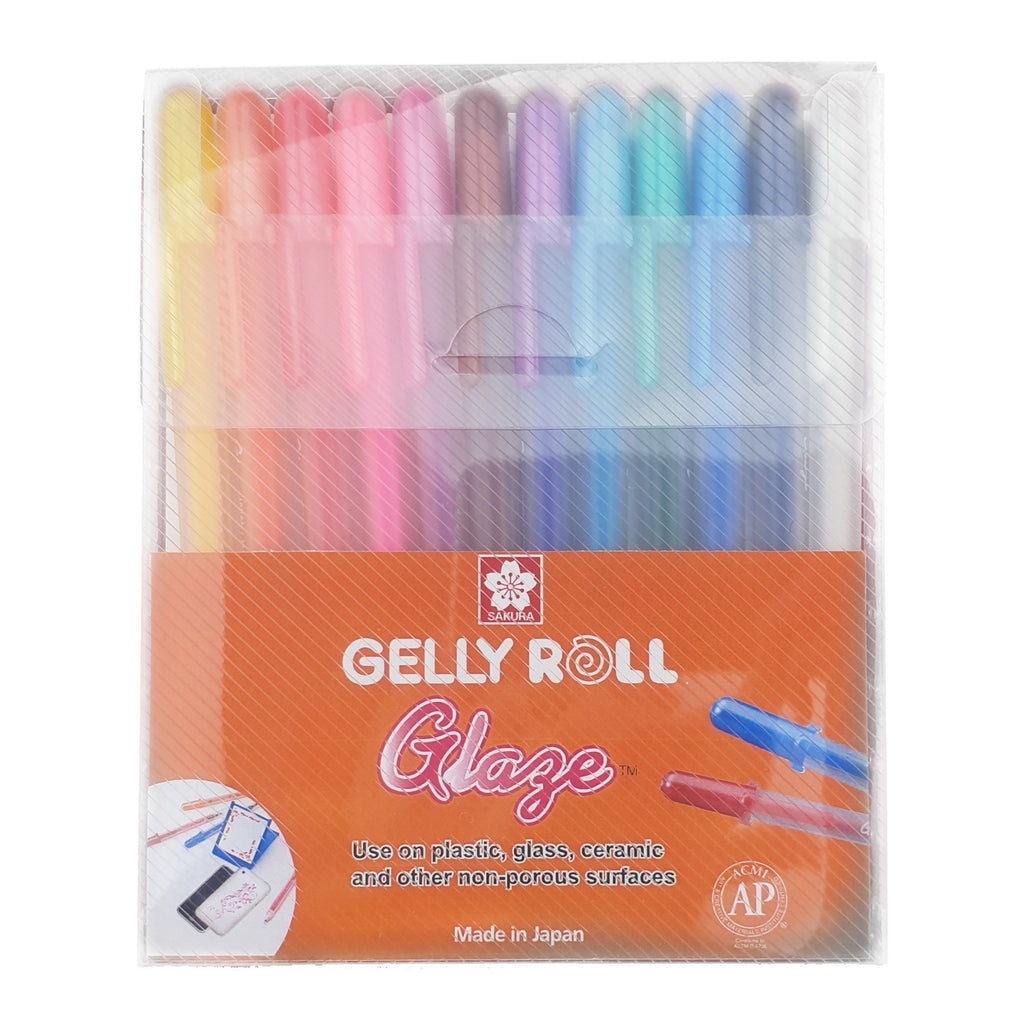 Gelly Roll Glaze Set of 12 - Have a Point