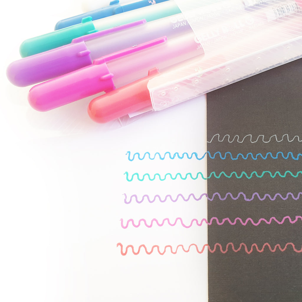 Gelly Roll Moonlight - Evening set of 6 - Have a Point