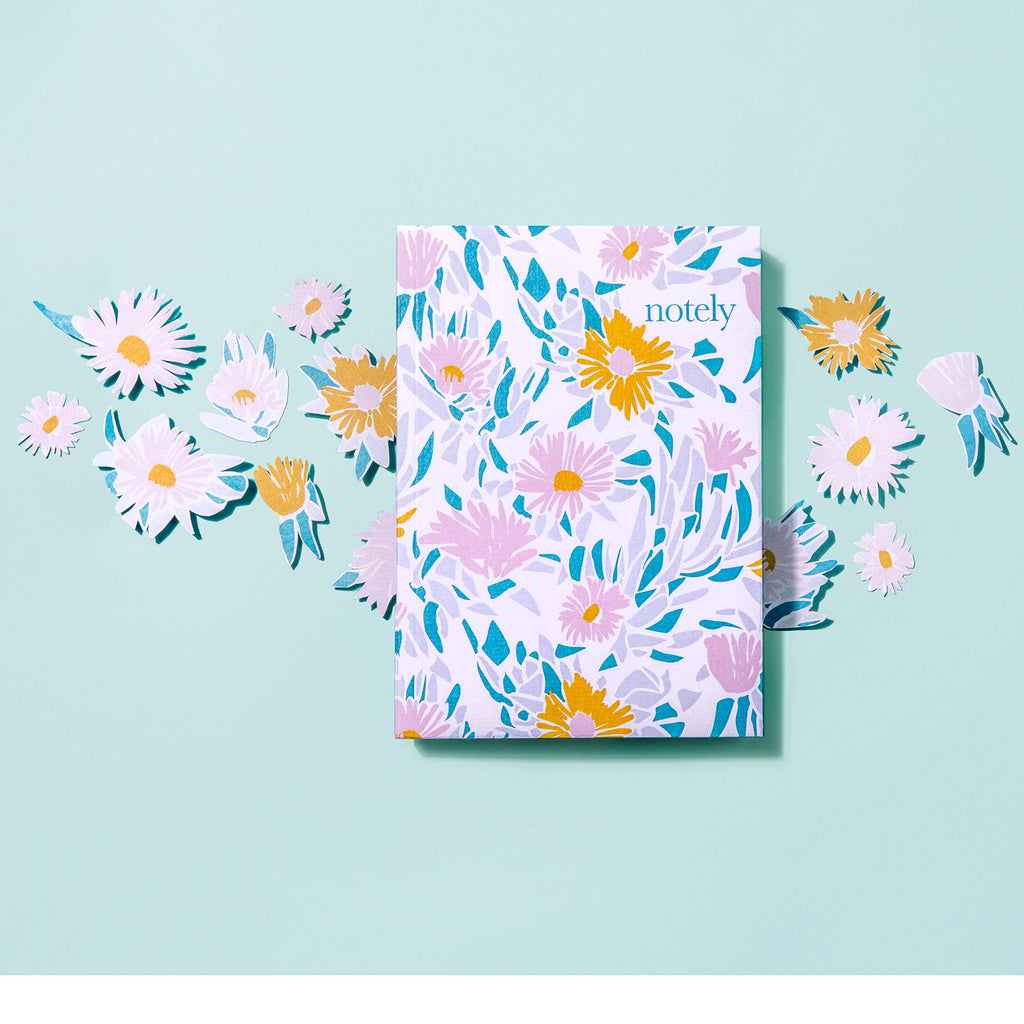 Floral Journal - B6, 200p - Have a Point