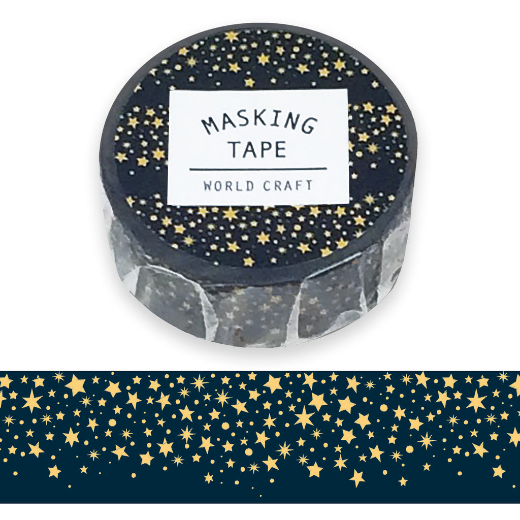 Starlights washi tape - Have a Point