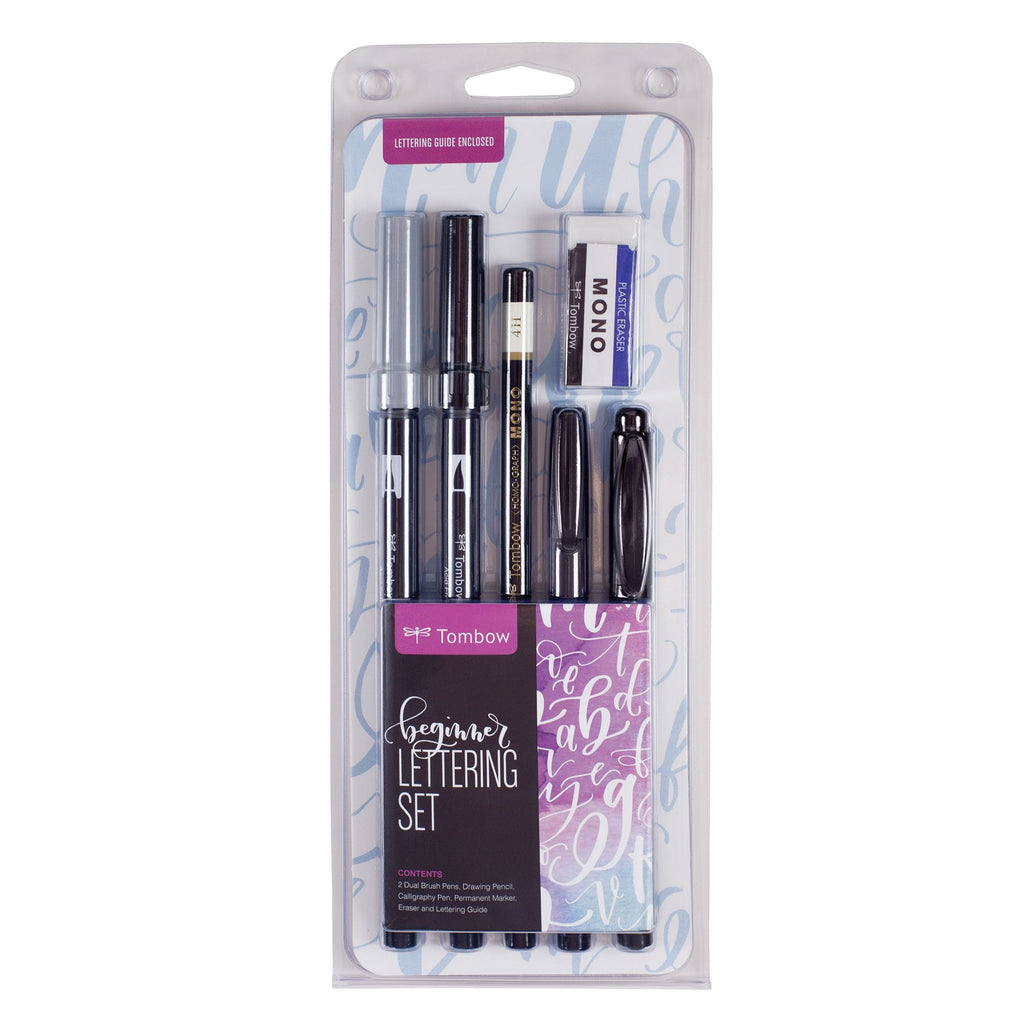Tombow Beginner Lettering Set - Have a Point